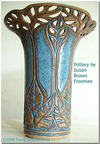 SusanBrownFreemanPottery3