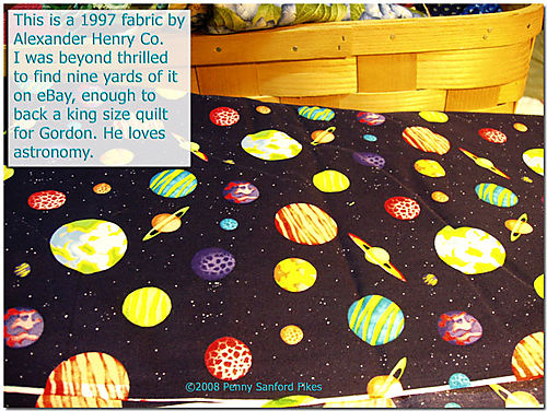 Astronomyfabric