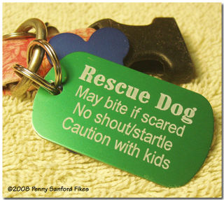 Rescuedogtag