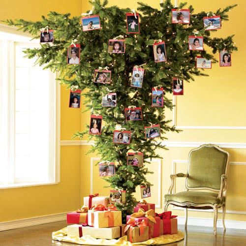 Upside Down Christmas Tree Tradition.Penny Sanford Designs Freaky Christmas Tree