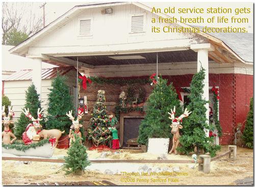 Servicestationchristmas