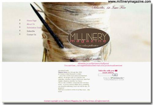 Millinerymagazine