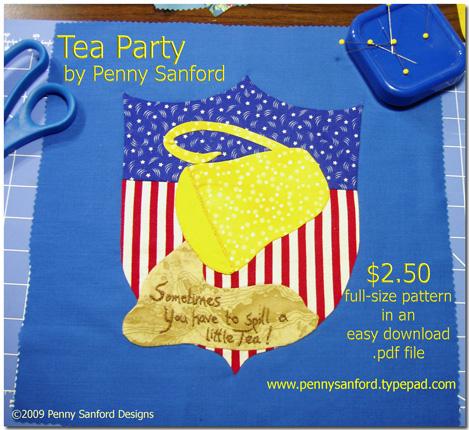 TeaPartypattern