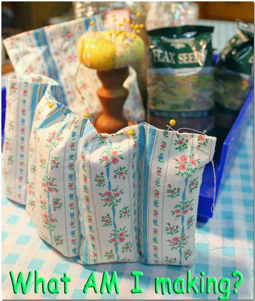 Riceflaxcoldpacks