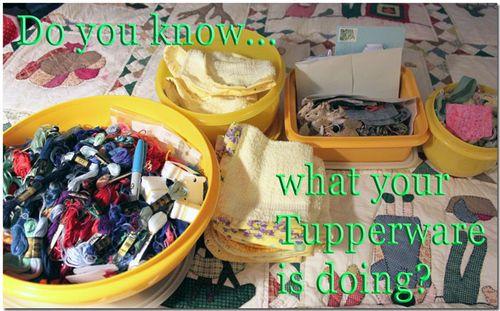 Tupperwaredoing