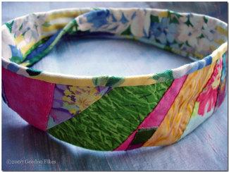 Stringquiltedheadband