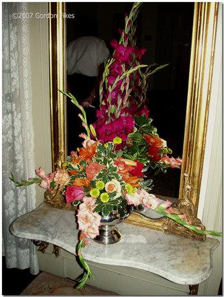Receptionflowers