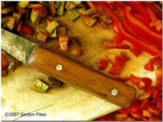 Bellpepperknifeboard