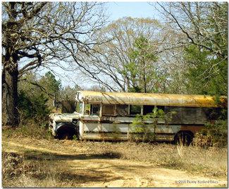 Abandonedschoolbus