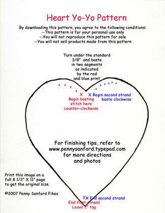 Heartyoyopattern